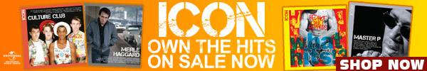 Icon Music Hits Sale