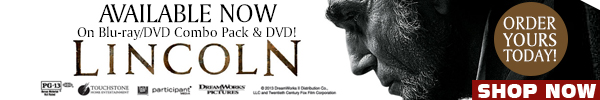 Lincoln Movie Sale by Walt Disney