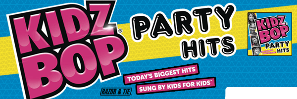 Kidz Bop Party Hits!, Kidz Bop Kids